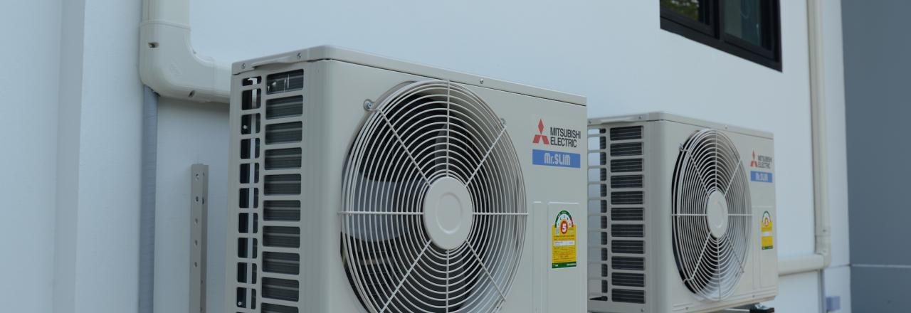 mitsubishi, mitsubishi heat pump, heat pump, energy efficient heating, goggin energy, me